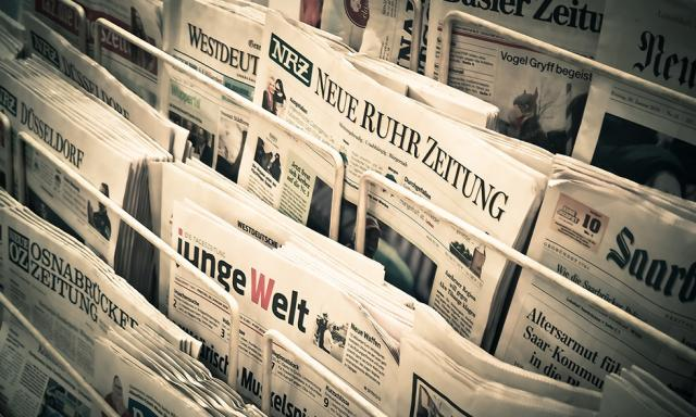 Bulk Newspapers